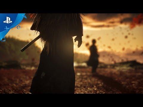 『Ghost of Tsushima』 仮称 E3 2018トレーラー