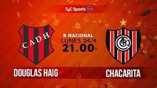 Primera B Nacional: Douglas Haig vs. Chacarita | #BNacionalenTyC
