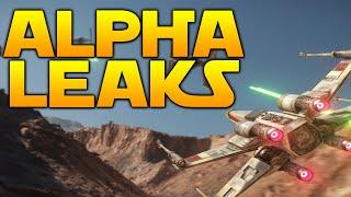 Star Wars Battlefront Closed Alpha: Gameplay Leaks & Game Mode Details!
