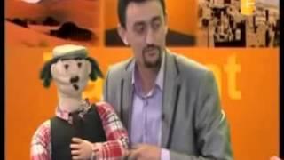 الفنان الكوميدي مصطفى الصغير مع كنوس تستقبله قناة بربرtv بدولة فرنسا بحلة جديدة
