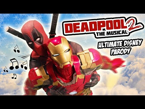 Xxx Mp4 Deadpool The Musical 2 Ultimate Disney Parody 3gp Sex