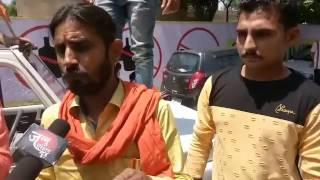 Jammu Parivartan News.....Bajrang Dal Protest
