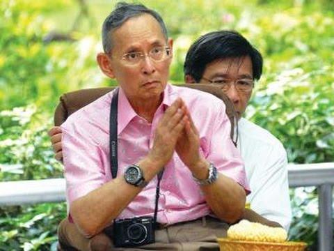 กษัตริย์ไทยเหมือนไม้ใกล้ฝั่ง