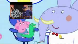 MLG Peppa Pig goes to the dentist.