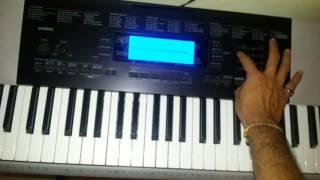 Yed lagal (Sairat Movie) Best Piano Tutorial