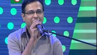 Shopno Tumi Sotty Tumi -By- Asif Akbar [Boishakhi TV Live]