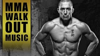 "MMA Entrance Music / Georges ""Rush"" St.  Pierre (GSP)"