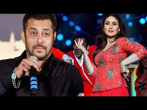 Salman Khan's LOVELY MESSAGE To Kareena Kapoor For Her Zee Cine Awards Performance