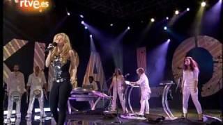 Shakira en TVE - Lo hecho está hecho