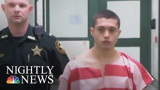 Suspect In Ocala, Florida School Shooting: 'I Want To Be Put Away' | NBC Nightly News