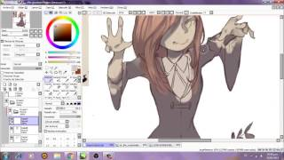 ☆゚.*・SpeedPaint ☆゚.* Little witch academia - Sucy