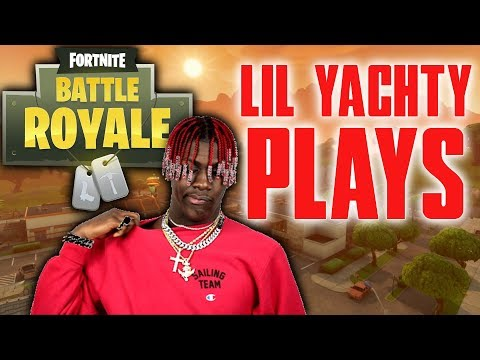 Xxx Mp4 Lil Yachty Plays Fortnite Battle Royale For The First Time Lil Yachty Stream Highlights 3gp Sex