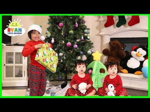 Xxx Mp4 Jingle Bells Kids Christmas Songs With Ryan ToysReview 3gp Sex