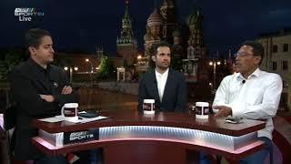 موسى البرجس - تحسن مستوى المنتخب أمام الأوروجواي بسبب ردة فعل ولا تحتاج مدرب #المونديال