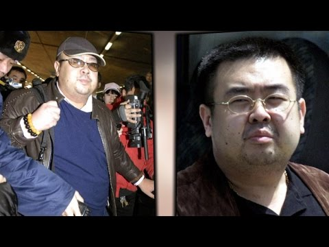 VX nerve agent used to kill N. Korean dictator's half-brother, police say