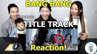 Bang Bang Title Track Full Video   BANG BANG   Reaction - Australian Asians