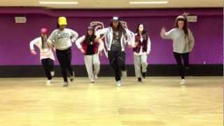 Mix Dancers- Chris Brown - Holla at me  Choreography