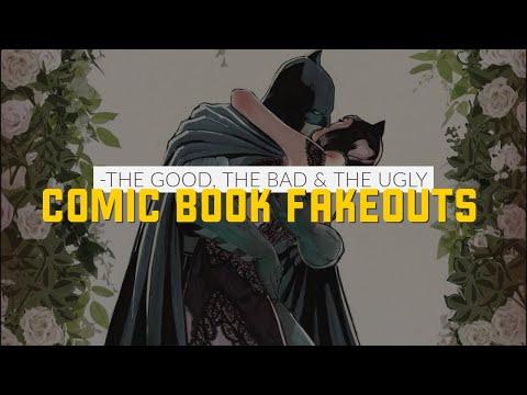 Xxx Mp4 Big Fat Lies In Comics New Avengers Captain Marvel Batman S Wedding 3gp Sex