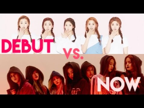 Xxx Mp4 K Pop Girl Groups Debut Vs Now Live Stages 3gp Sex