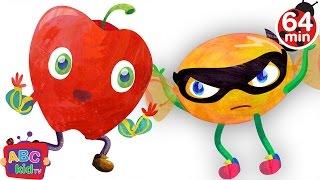 Fruit Song | + More Nursery Rhymes & Kids Songs - ABCkidTV