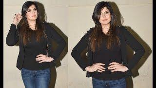 Zareen Khan Hot At Aksar 2 Screening