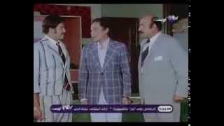 سمير غانم وعادل أمام