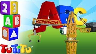 TuTiTu Preschool | Crane | Learning the Alphabet with TuTiTu ABC