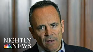 Former Kentucky Governor Under Fire For Controversial Pardons | NBC Nightly News