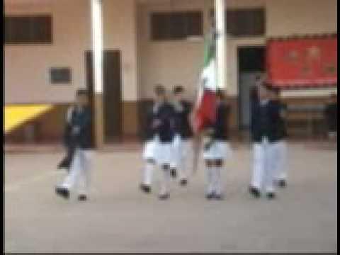 Compostela Nayarit honores colegio nueva galicia