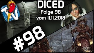 DICED - Die Tabletopshow auf Rocket Beans TV #98 | Warhammer AoS | Song of Ice and Fire | DICED