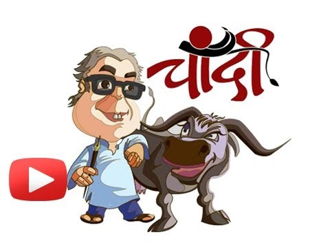 Chandi - Marathi #MovieReview - Pu La Deshpande's Mhais!