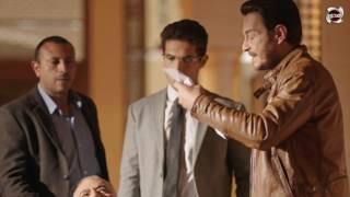 """مسلسل الحالة ج - """"حازم """" يسلم """"الحناطى """"الى الحكومة بعد تهديده بالاسلحة واجباره على الاعتراف"""