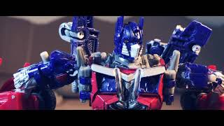 Transformers 5 Part 1 Stop Motion: Galvatron
