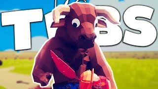 THAT'S TOTAL BULL   Totally Accurate Battle Simulator  #2