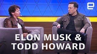 Elon Musk and Bethesda