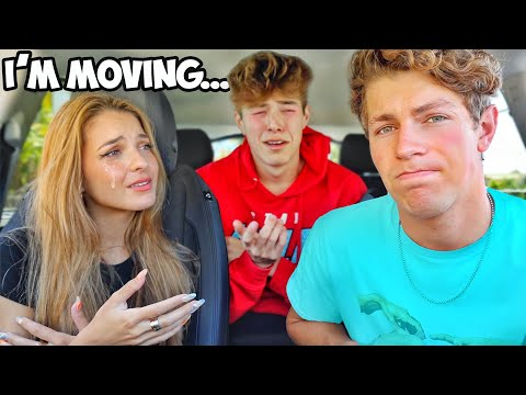 I m Moving Away not a prank