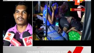 Nine minor girls rescued from Rayagada railway station