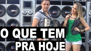 Adson e Alana - O Que Tem Pra Hoje ( Corta pra 18 Percival ) Clipe HD Lançamento 2015 Oficial