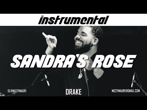 Drake - Sandra's Rose (INSTRUMENTAL) *reprod*
