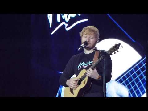 Ed Sheeran Love Yourself Live In San Francisco