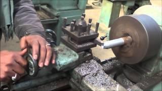 Lathe Machine Operation