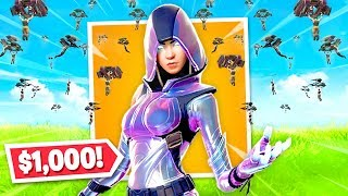 100 players BATTLE to win NEW $1,000 skin!