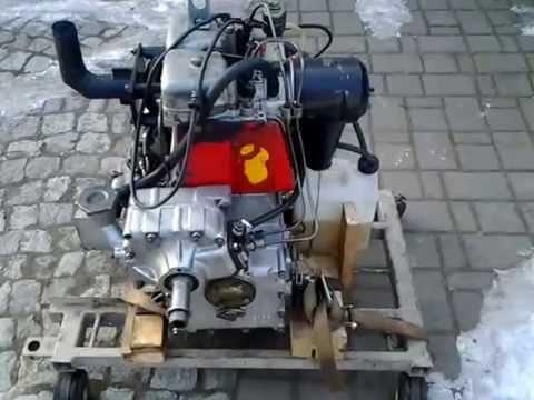 Silnik ANDORIA 2CA90