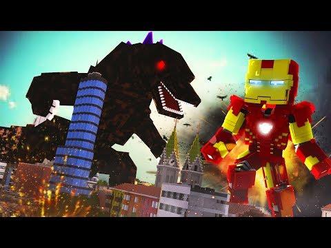 Xxx Mp4 Minecraft BATALHA DE GIGANTES GODZILLA VS HOMEM DE FERRO GIGANTE NOVA SÉRIE 3gp Sex