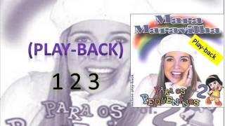 mara maravilha-1 2 3 (cd para os pequeninos vol 2)