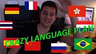 Dutch Polyglot speaks 10 Languages - [incl. subtitles]