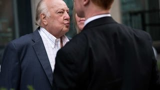 Roger Ailes used a 'Black Room' to go after his enemies