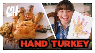 If Hand Turkeys Were Real