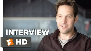 Captain America: Civil War Interview - Paul Rudd (2016) - Action Movie HD