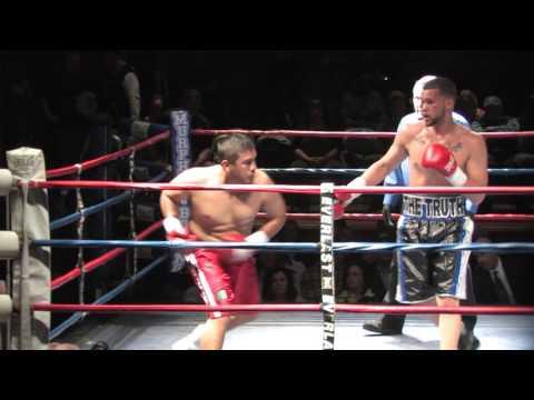 Charles Foster vs. Jose Humberto Corral